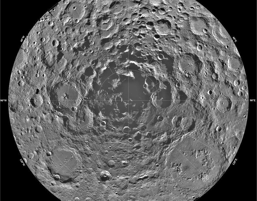 малютина, обратная сторона луны фото строений имеются памятники