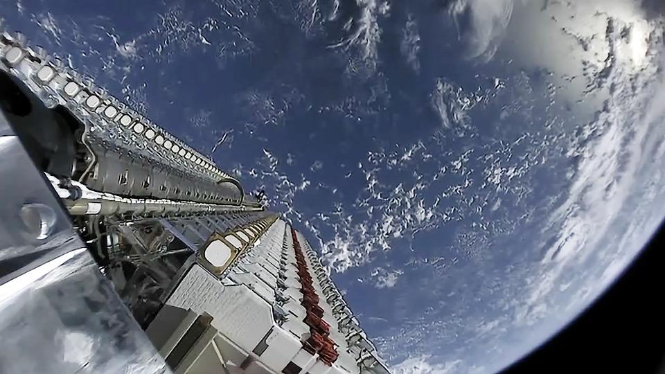 """SpaceX Starlink ile Internet Uzaydan """"Gelecek"""" - KURIOUS"""